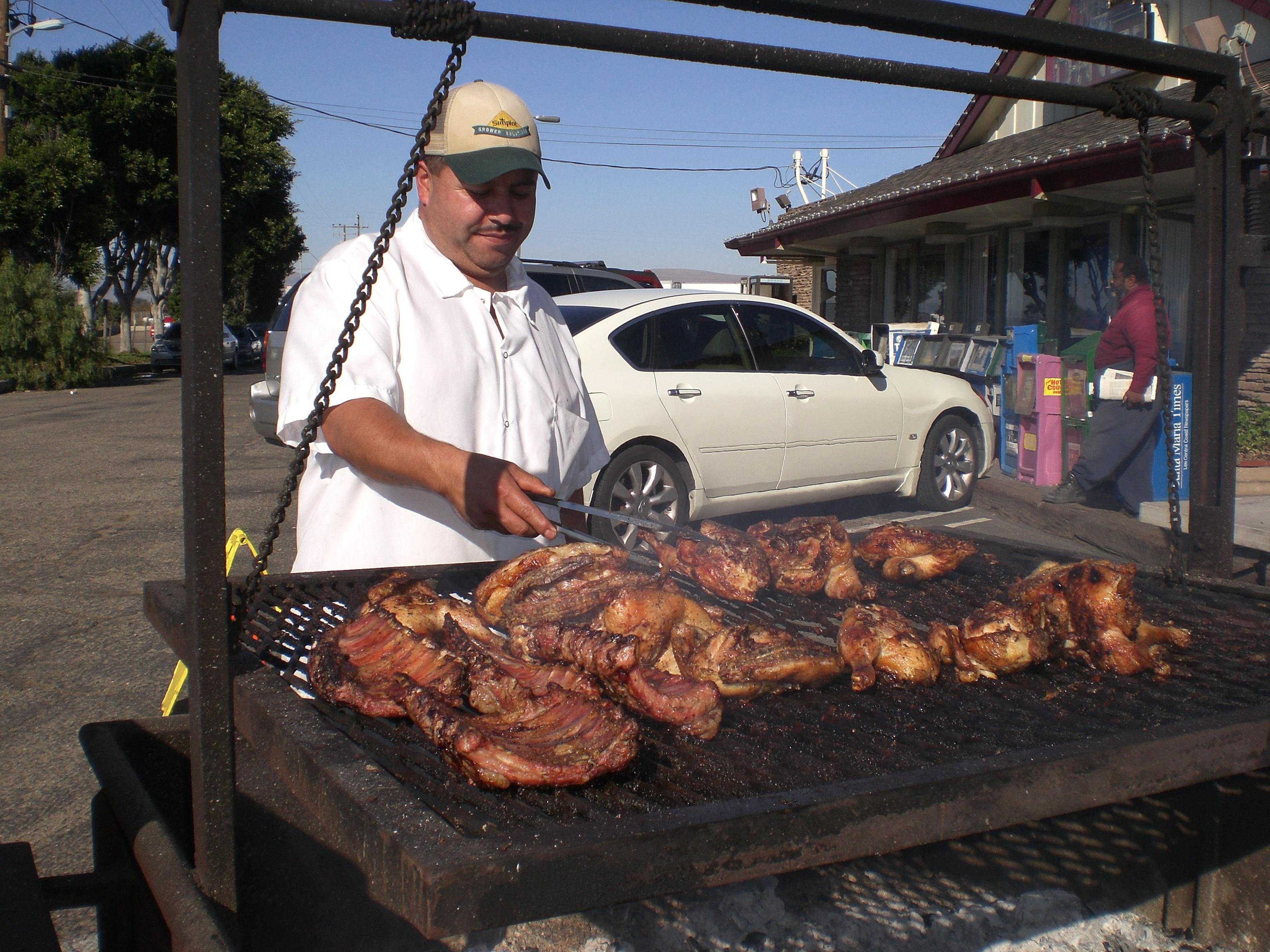 Santa Maria Style BBQ Chicken & Tri-Tip